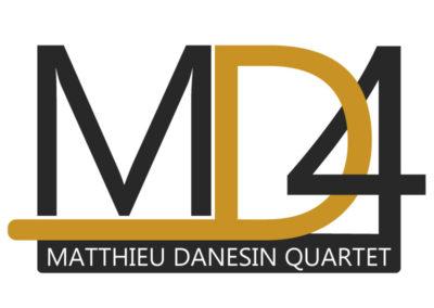logo MDQ quartet wildesign