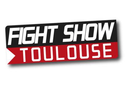 logo fight show wildesign