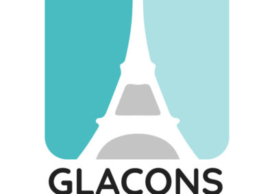 logo glacons de paris wildesign