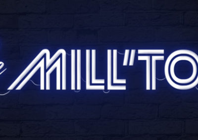 logo le mill'tone wildesign