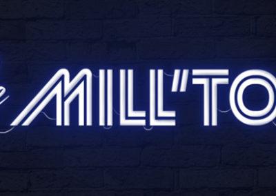 logo le mill'tone wildesign