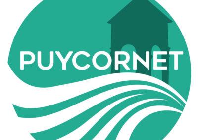 logo puycornet wildesign